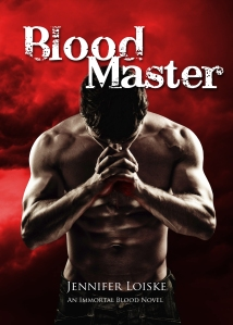 Blood Master; final cover