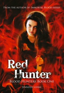 Red Hunter cover; final
