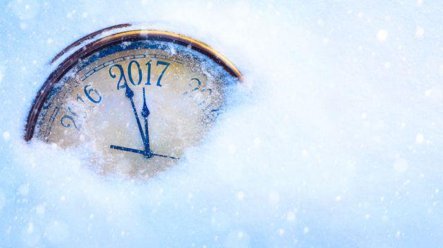 63236418 - art 2017 happy new years eve background